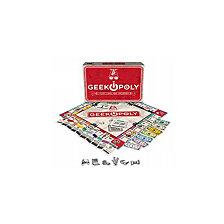 Geekopoly Board Game
