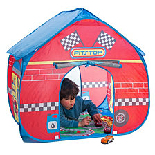 Fun2Give Pop It Up Pit Stop Tent With Race Mat