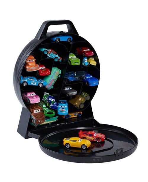 53ca904b984 Just Play Disney Pixar Cars 3 Diecast Car Carrying Case   Reviews ...