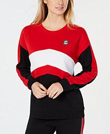 Tommy Hilfiger Sport Colorblocked Logo Sweatshirt