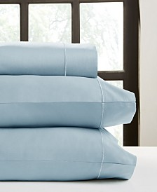 1000 TC Solid Sateen Sheet Set Collection