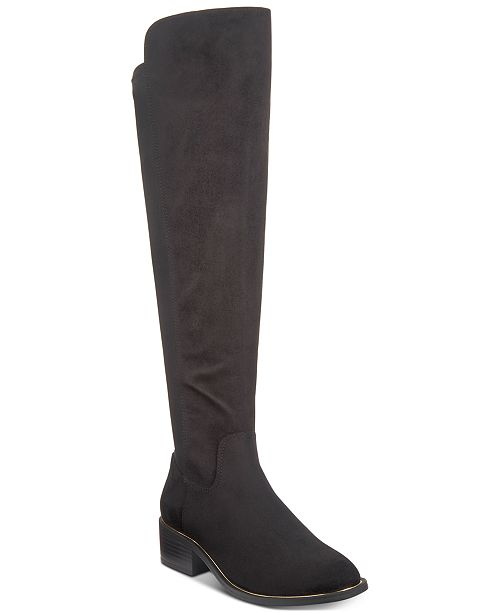 Material Girl Darcell Over-The-Knee Boots, Created for Macy's