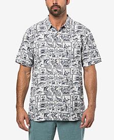 Jack O'Neill Men's Hook'D Short Sleeve Shirt
