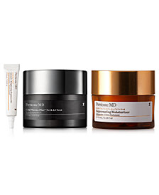 Receive a FREE 3 pc. Deluxe gift with $60 Perricone MD purchase!