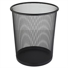 Home Basics Lattice X-Large Storage Basket