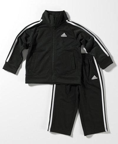adidas Baby Set, Baby Boys Tricot Pants and Jacket
