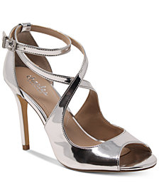 CHARLES by Charles David Rylan Detailed Dress Sandals