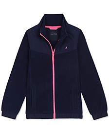 Little Girls Polar Fleece Jacket