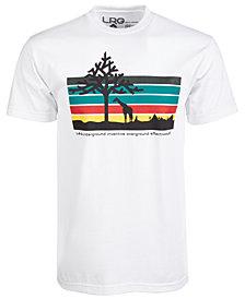 LRG Men's Astro Motherland Logo Graphic T-Shirt