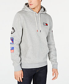 Tommy Hilfiger Denim Men's Tatum Patches Hoodie, Created for Macy's