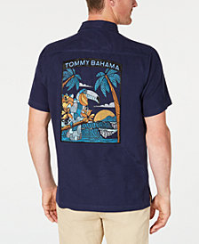 Tommy Bahama Men's Toucan Tango Embroidered Shirt