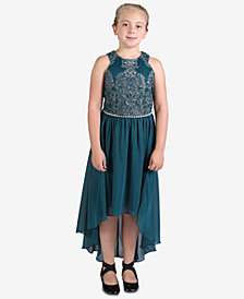 Speechless Big Girls High-Low Hem Party Dress