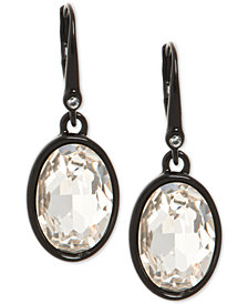 DKNY Crystal Drop Earrings