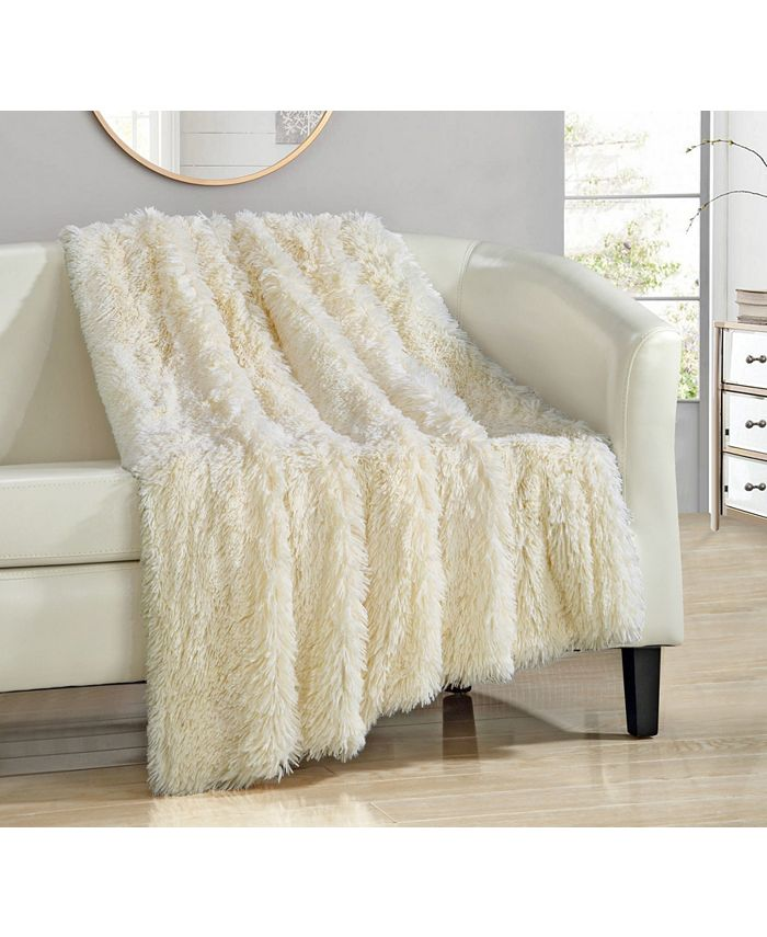 Chic Home - Elana 1-Pc. 50 x 60 Throw Blanket