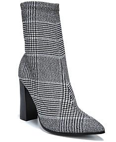 03a2ffaa3894d Fergie Taryn Women's Sock Booties