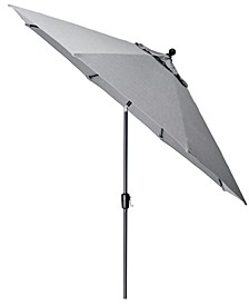 CLOSEOUT! Grove Hill II Outdoor 11' Umbrella With Sunbrella® Fabric, Created for Macy's