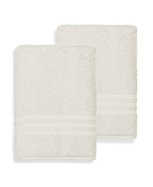 Denzi 2-Pc. Bath Sheet Set