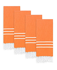 Linum Home Alara 4-Pc. Kitchen Towel Set
