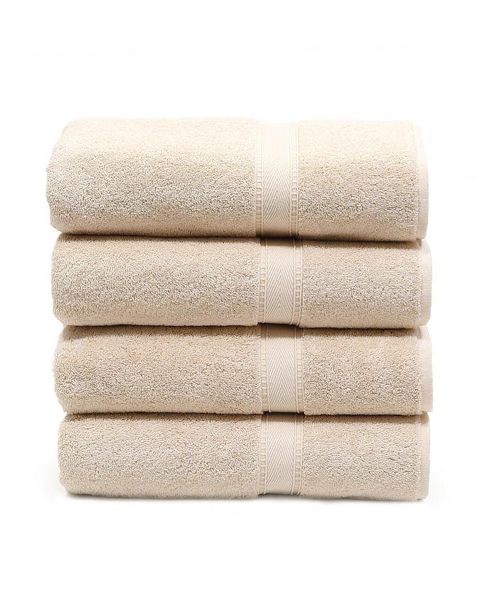 Linum Home - Sinemis 4-Pc. Bath Towel Set