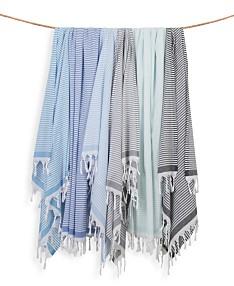 Linum Home Bath Towels - Macy's