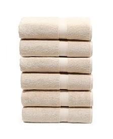Sinemis 6-Pc. Bath Towel Set