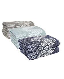 Gioia Bath Towel Collection