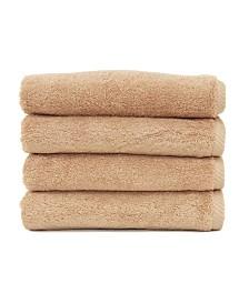 Linum Home Soft Twist 4-Pc. Hand Towel Set