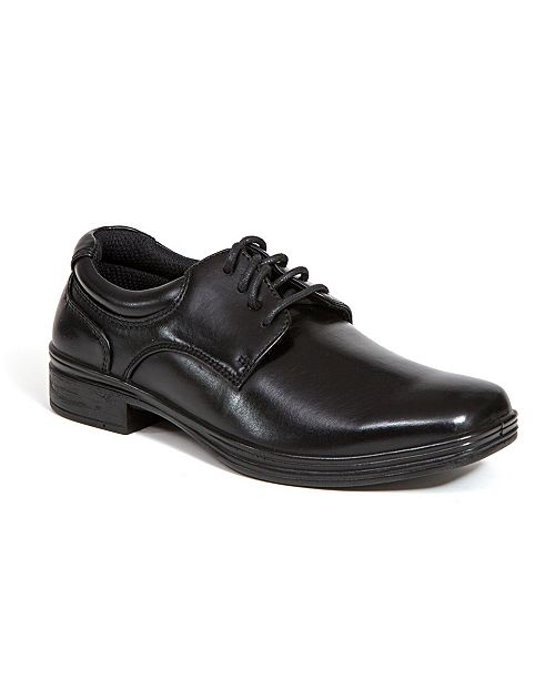 DEER STAGS Little and Big Boys Blazing Classic Dress Comfort Oxford
