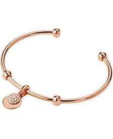 Michael Kors Women's Sterling Silver Bracelet Box Set