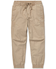 Polo Ralph Lauren Toddler Boys Cotton Poplin Jogger Pants