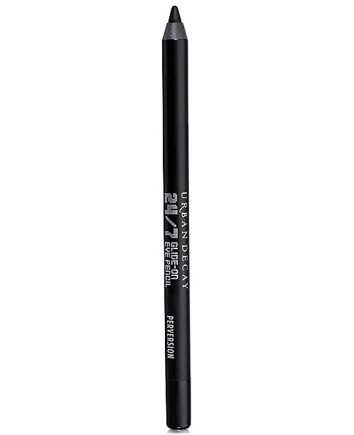 Image result for urban decay black eyeliner pencil