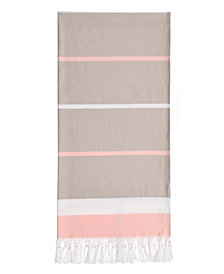 Linum Home Seaside Fun Pestemal Beach Towel