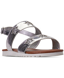 Steve Madden Little Girls' JADVENTURE Sandals from Finish Line