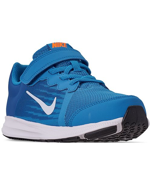 ed92e9109b8c5 ... Nike Little Boys  Downshifter 8 Running Sneakers from Finish Line ...