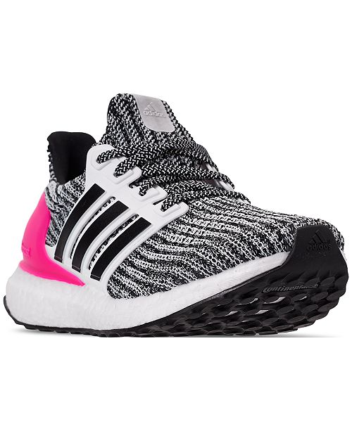 online store 45789 905de adidas Girls  UltraBOOST Running Sneakers from Finish ...