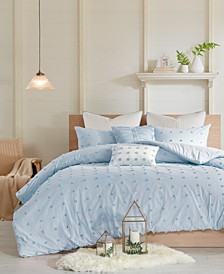 Brooklyn Cotton 5-Pc. Twin/Twin XL Comforter Set