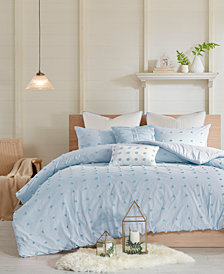 Urban Habitat Brooklyn Cotton 5-Pc. Twin/Twin XL Comforter Set