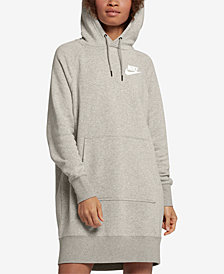 Nike Sportswear Rally Fleece Hoodie Dress