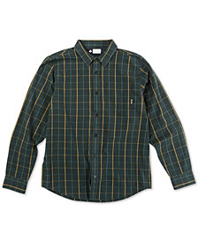 LRG Men's Otero Plaid Shirt
