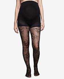 Maternity Lace Tights