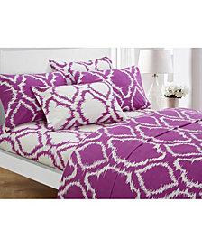Chic Home Arianna 6-Pc King Sheet Set