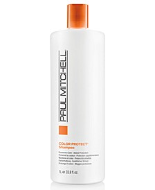 Color Protect Daily Shampoo, 33.8-oz., from PUREBEAUTY Salon & Spa