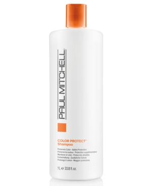 Paul Mitchell Color Protect Daily Shampoo, 33.8-oz, from Purebeauty Salon & Spa