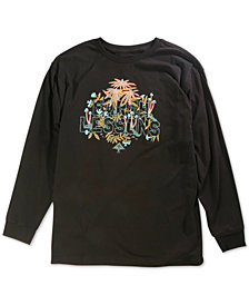 LRG Men's Earth Lessons Graphic Shirt