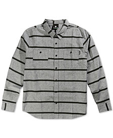 LRG Men's Rundown Woven Shirt