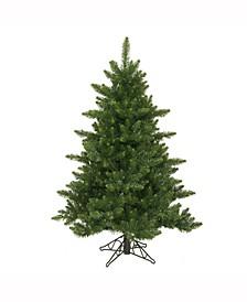 4.5 ft Camdon Fir Artificial Christmas Tree Unlit