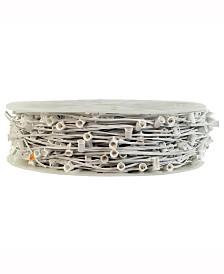 Vickerman 1000' C7 Socket String With 1000 C7 Sockets On Spt1 18 Gauge White Wire