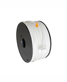 Vickerman 500' White 18 Gauge Spt1 Wire Only Spool