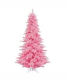 3' Pink Fir Artificial Christmas Tree