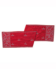 Vickerman Decorative Table Runner